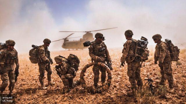 ΤΟ ΚΟΥΤΣΑΒΑΚΙ: Οι  ειδικές δυνάμεις των ΗΠΑ πηγαίνουν στη Συρία ν...