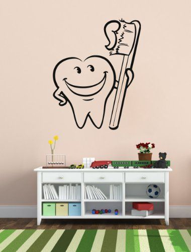 Wall Art For Dental Office : Best images about medical health care wall graphics on