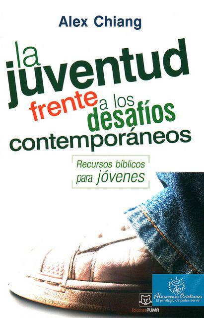 """""""LA JUVENTUD FRENTE A LOS DESAFÍOS CONTEMPORÁNEOS"""" by Almacenes Cristianos, via Flickr"""