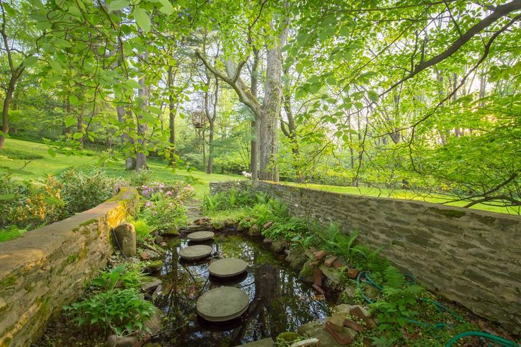 The Hollowood Estate in Chestnut Hill is Straight Out of a Fairytale - Curbed Philly