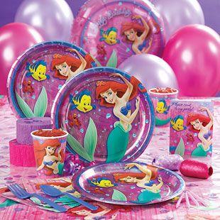 ariel birthday cake | Little Mermaid Party Supplies | Best Kids Party Supplies