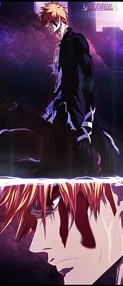 image bleach - draw sister : ichigo bankai