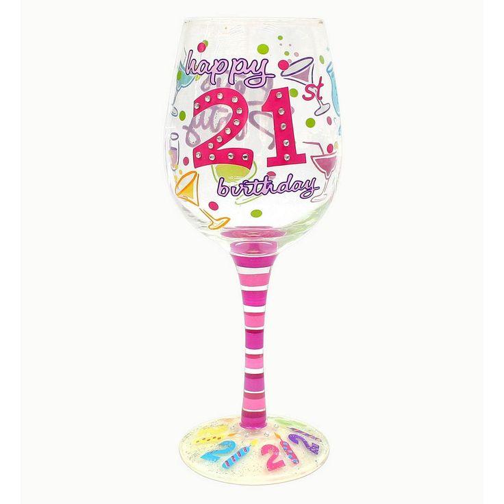 25+ Best Ideas About 21st Birthday Glass On Pinterest