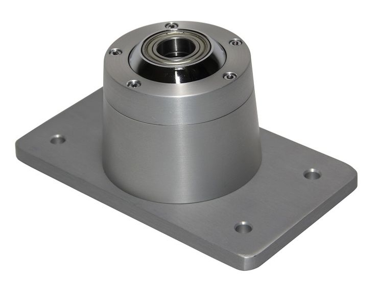 The ball mount (XPERT Poles Only) is permanently screwed or bolted to the ceiling. The NEW Ball Mount has been designed with a rotating inner ball which absorbs the flex of the poles and is ideally suited for studios/competitions and for pole heights over 3.35m. The revolutionary rotating ball design provides maximum stability and safety when installed within a teaching environment.