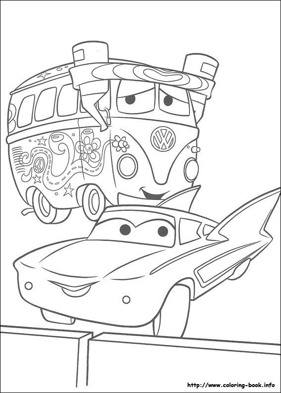 UPDATED Lightning McQueen Coloring Pages (November 2020 ...