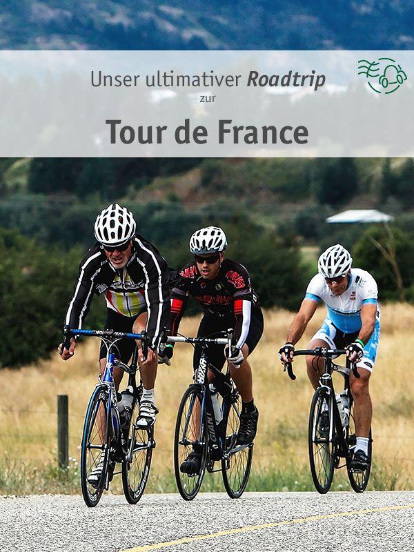 Roadtrip zu den spannensten Etappen der Tour de France #Roadtrip #Frankreich #Pyrenäen #Alpen #TourdeFrance