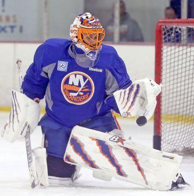 Islanders' Jaroslav Halak is likely starter in goal vs. Rangers