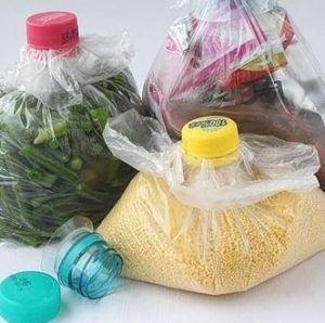 Não sabe como fechar os sacos de alimentos?