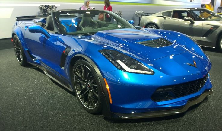 2015 Corvette Valet Mode Helps Preserve Tires, Owners' Peace Of Mind