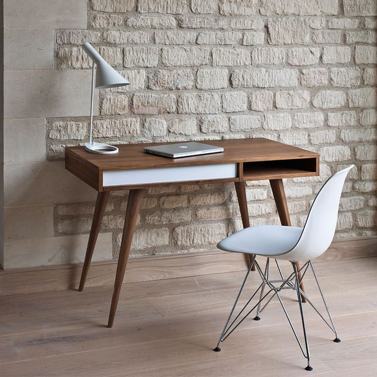 We love this 'Celine' desk by Case Furniture, available now at Heal's.