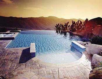 Luxury Pools - Chauffeur Driven Pools, Why Some Pools Cost More Than Others | Aquatic Technology International Luxury Pool Designer featured in Luxury Pools