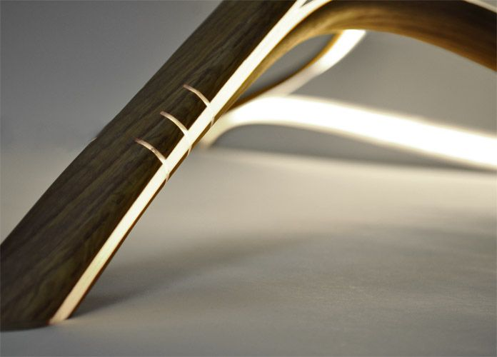 Lamps John Procario 6 Sculptural Lamp Designs of Great Aesthetic Value by John Procario