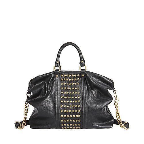 Steve Madden bag: Black Studs Bags, Design Handbags, Madden Handbags, Bags Fashion, Steve Madden, Madden Brockitt, Brockitt Black, Accessories Handbags, Stevemadden