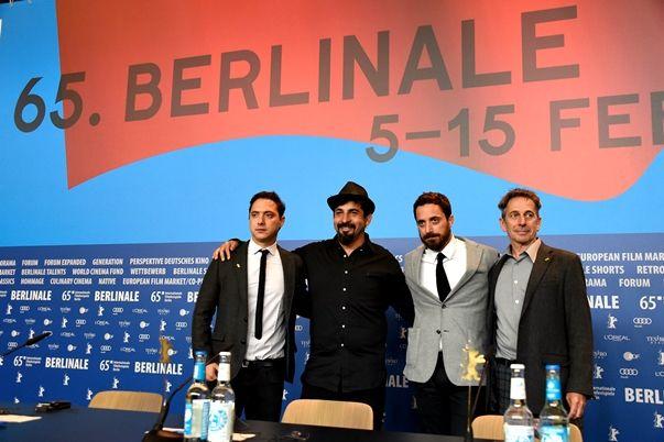 Sueños de juventud . Crónica de la quinta jornada de la 65ª edición de la Berlinale.  Quinto día. Ll...