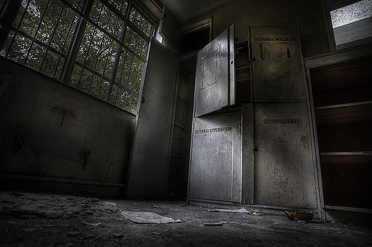 West Park Hospital (England) | 20 Haunting Pictures Of Abandoned Asylums