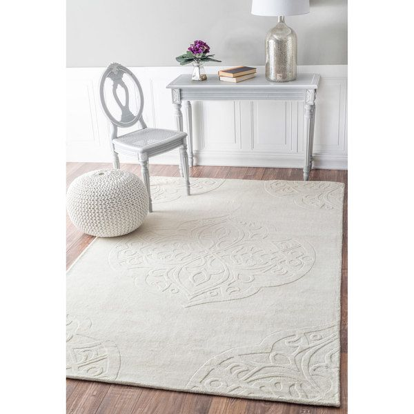 Bring Style And Elegance Into Your Room Setting With This Rug Is Handmade 100 Wool Features A Durable Plush Pile Suitable For High