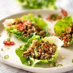 San Choy Bow (Chinese Lettuce Cups) - A great San Choy Bow starts with a great sauce. Get that right and you can make this with almost anything! www.recipetineats.com