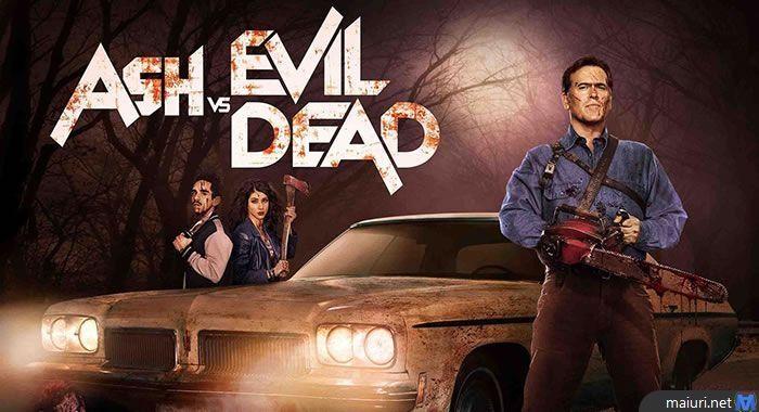 Ash vs Evil Dead è un telefilm statunitense di genere horror grottesco, creato da Sam Raimi, Ivan Raimi...
