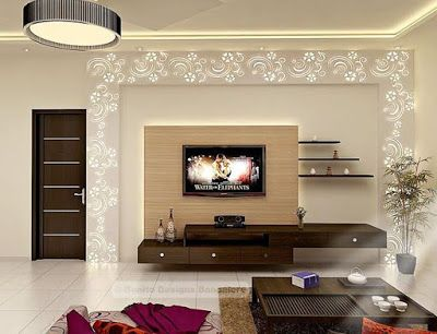 Latest Design Living Room 2018 Furniture For Small Space Modern Tv Cabinets Designs 2019 Interior Walls
