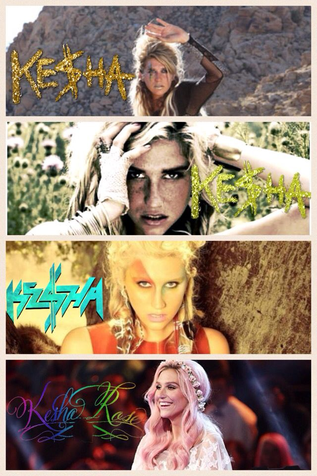 From Ke$ha to Kesha Rose♥ #Kesha #Kesha_Sebert #Celebrities
