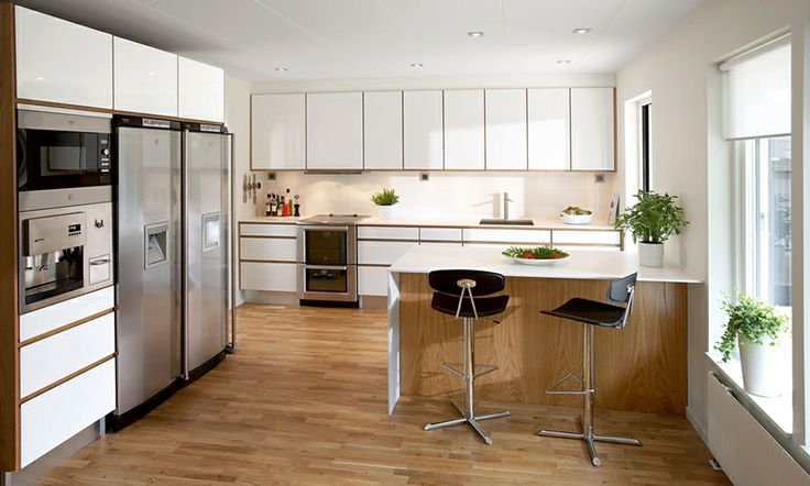 Kök i ek och vitt - Level | Ballingslöv