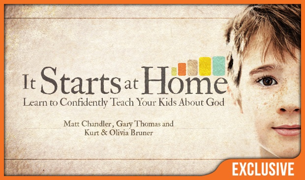 parenting series by Matt Chandler & Gary Thomas  - FREE!