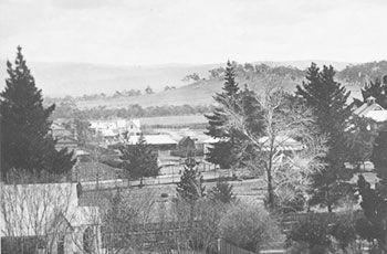 Braidwood, NSW - historical town of NSW