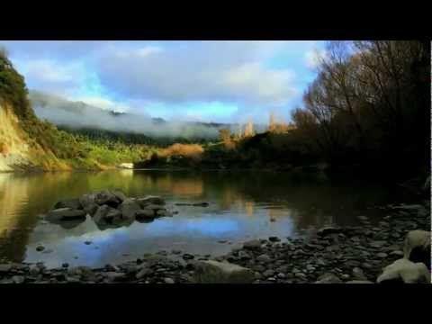 The wonderful Whanganui Journey, New Zealand. The 145 km river trip from Taumarunui to Pipiriki usually takes 5 days to complete. #nzgreatwalks