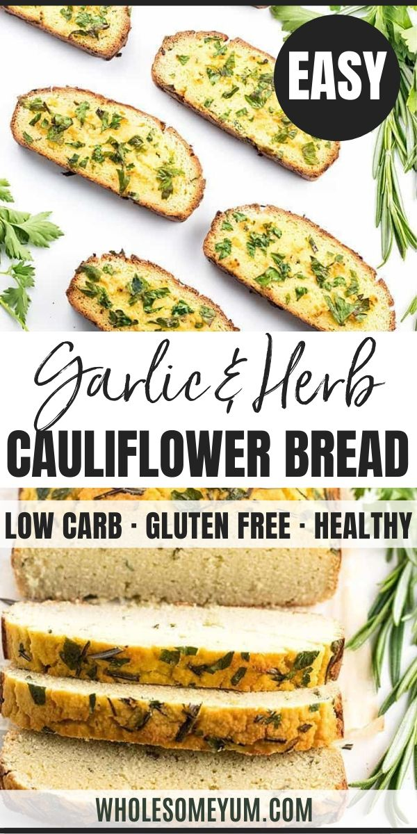 Pin By Sidney Whitmore On Keto In 2020 Garlic Bread Cauliflower