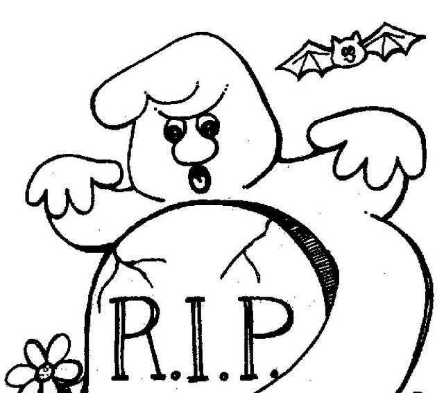 Thousands Free Printable Halloween Coloring Pages: Halloween Coloring Pages at Coloring-Page.net