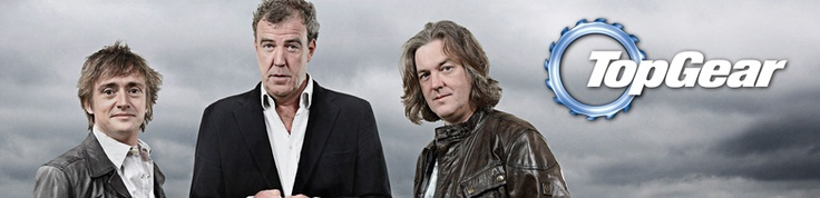 Top Gear - this is a great show if you like cars and British humor. I love the episode where they raced a bicycle, car, train -public transpiration and a high speed boat. The bicycle won!