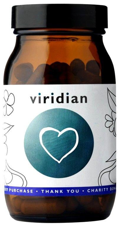VIRIDIAN NUTRITION – etické vitamíny a doplňky stravy s organickým srdcem ForActiv.cz - špičková výživa a fitness doplňky