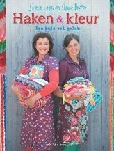 Haken en kleur: Claire en Saskia laten in dit boek zien hoe je met spetterend felle en vrolijke kleuren alle ruimtes in je huis kunt aankleden met gehaakte projecten.   http://www.bruna.nl/boeken/haken-en-kleur-9789082039931