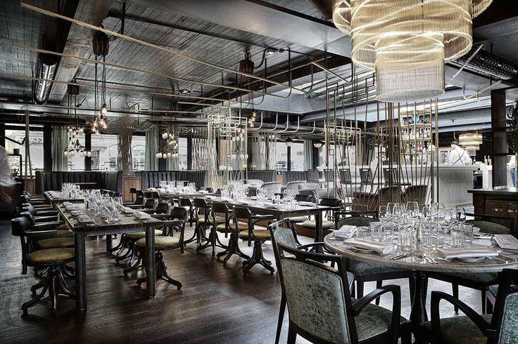 Restaurang, grill & steakhouse i Stockholm - Mister French