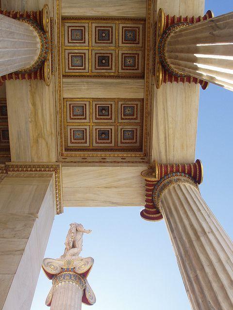 Αθήνα / Athens - Greece: The Academy by Ath76, via Flickr