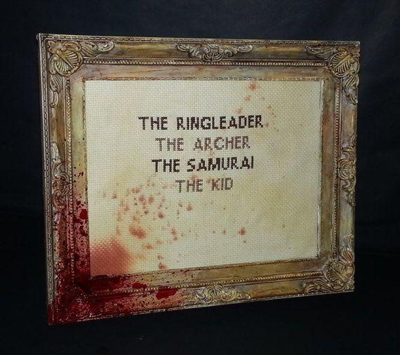 The Walking Dead Ringleader Archer Samurai Kid Terminus Completed