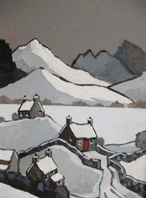 David Barnes: Across the Lake                                                                                                                                                                                 More