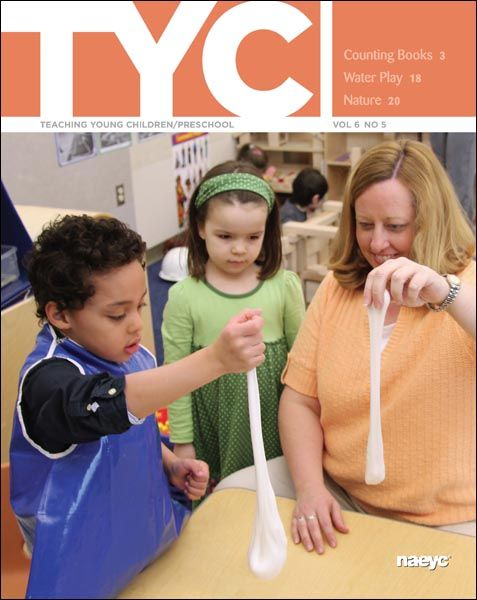 Advice for a New Preschool Teacher | National Association for the Education of Young Children | NAEYC