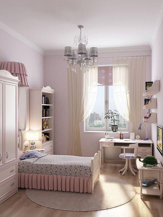 Дизайн детской комнаты.