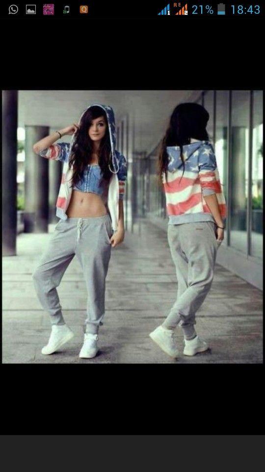 Fashion Hip Hop Style