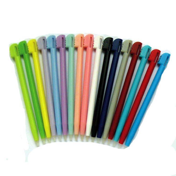 on aime Hot Sale 15pcs/lot Multicolor Touch Pen Stylus Pointer Touch Pen For NDS For Nintendo For DS Lite chez Unigro Plus de jeux ici: http://www.paradiseprivatehospital.com/boutique/nintendo/hot-sale-15pcslot-multicolor-touch-pen-stylus-pointer-touch-pen-for-nds-for-nintendo-for-ds-lite-chez-unigro/