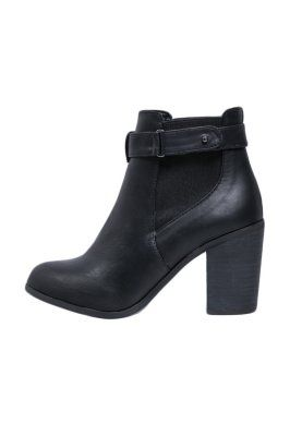 LAROLD - Boots à talons - noir