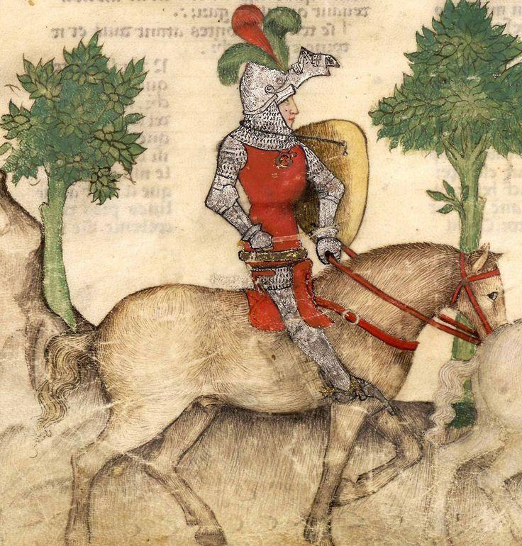 BNF Français 343 - Queste del Saint Graal / Tristan de Léonois, f. 49v