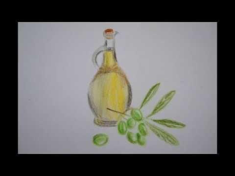 Αποτέλεσμα εικόνας για how to draw olive painting