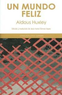 """La pequeña y acogedora casa de Sanary, en la Provenza, donde residían los Huxley desde finales de la década de 1920, es el lugar donde Aldous, en abril de 1931, comenzó a escribir su denominada """" mala  utopía """" , que concluyó en agosto de ese mismo año. En total solo necesitó cuatro meses para ultimarla. http://www.imosver.com/es/libro/un-mundo-feliz_NOB0005592"""
