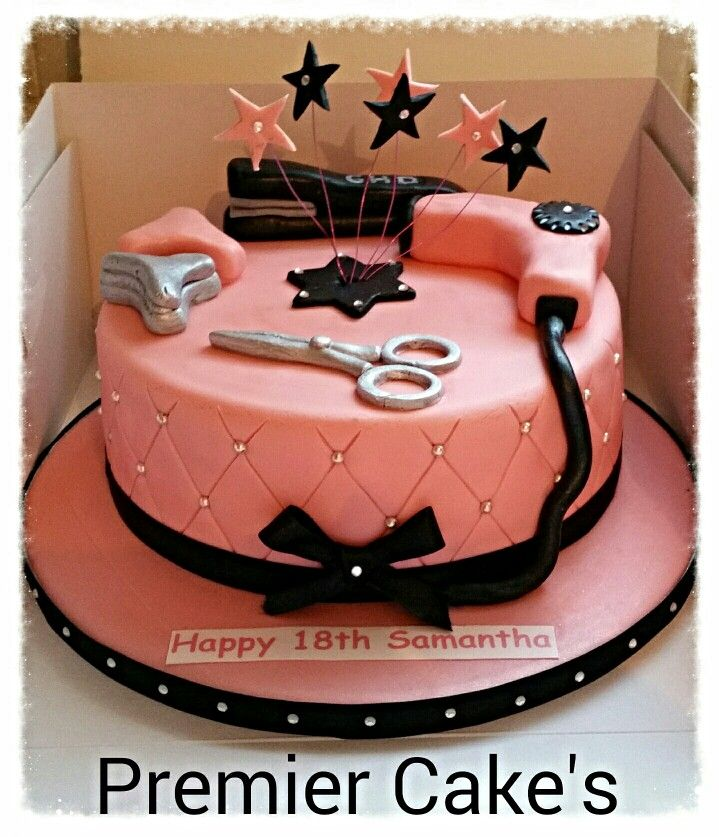 ... dryer hair dresser cake hairdryer hairdressing cake see more pin 8