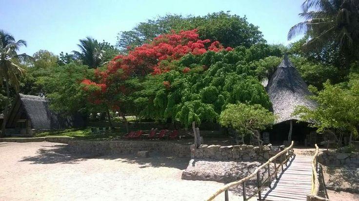 #Nanchengwa #Lodge #LakeMalawi #Pier & #BeachBar