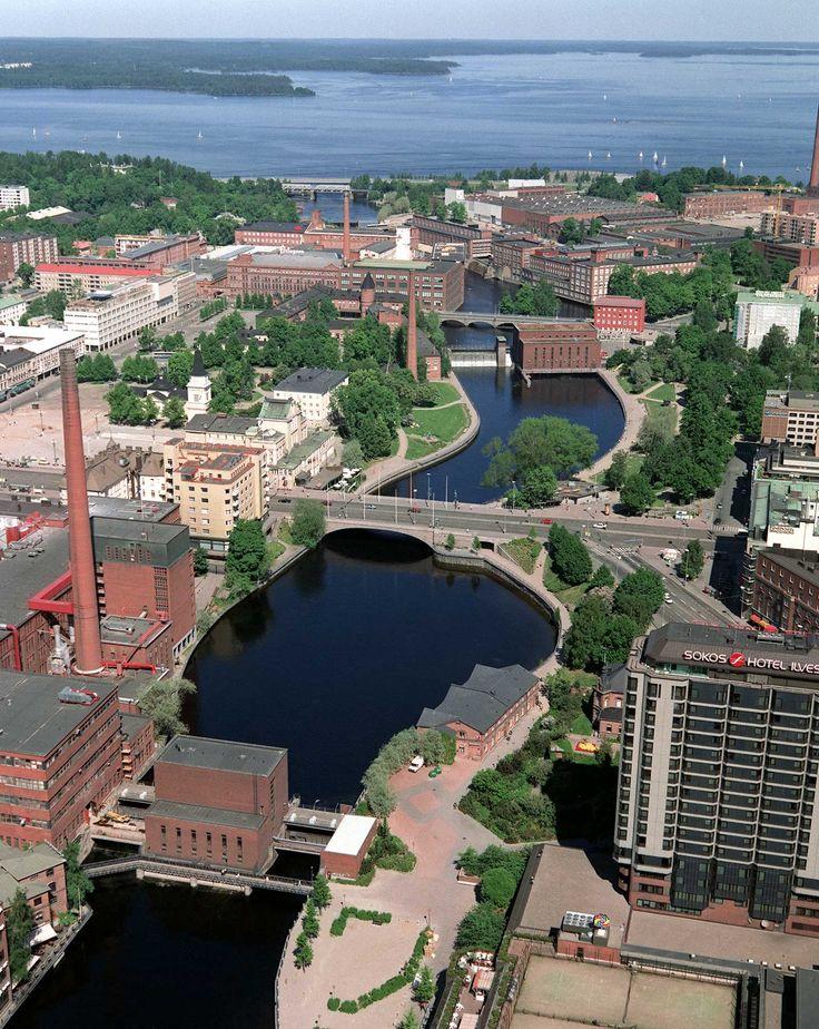 Tampereen keskusta