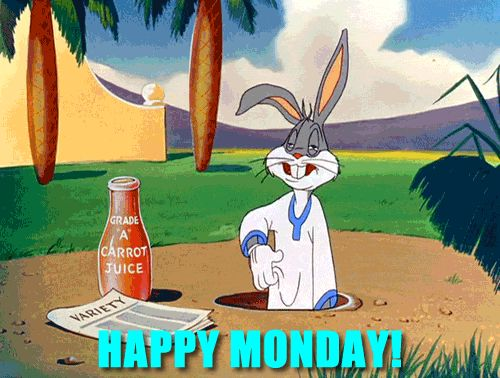 Happy Monday #LosAngeles Lets put those #WorkUniforms on  do what we do today. Who grew up watching #BugsBunny? https://adobe.ly/2qYbhXg