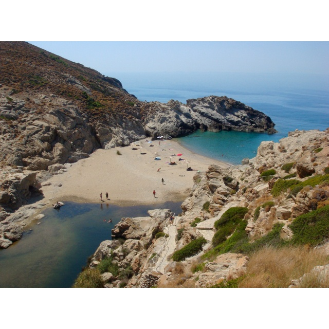 Ikaria Island, Greece, Nas Beach!